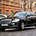 Автомобиль Mercedes Benz S221 Long