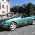 Автомобиль Mercedes CLK200 Кабриолет