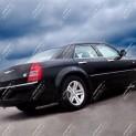 Автомобиль Chrysler 300c