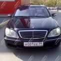 Автомобиль Mercedes Benz S220